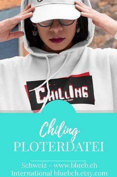 SVG Plotter Chilling Life is too short Life Is Short, Vinyl, Chill, Cricut, Silhouette, Sweatshirts, T Shirt, Women, Fashion