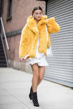 New York Fashion Week Fall 2018 Attendees Pictures - Livingly