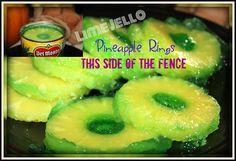 Pineapple Snackin'