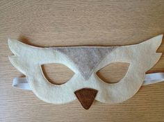 felt dressing up masks by harmony at home children's eco boutique ...