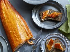 Alton's Smoked Salmon #GrillingCentral