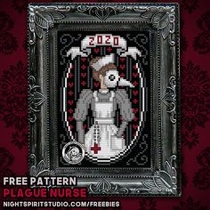 Night Spirit Studio sells cross stitch patterns from the void. Cross Stitch Quotes, Just Cross Stitch, Beaded Cross Stitch, Cross Stitch Embroidery, Victorian Cross Stitch, Funny Cross Stitch Patterns, Cross Stitch Designs, Pixel Art, Gothic Crosses