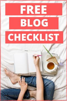 This free blog checklist is the ultimate checklist to help you start your blog. You will find out step by step how to start your blog. You can use this list to start your blog as a mommy blogger and get traffic to your blog, learn how to monetize your blog, and how to blog.