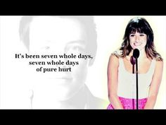 ▶ Lea Michele - If You Say So (Lyrics) - YouTube... One of my favorite songs from her album xoxo