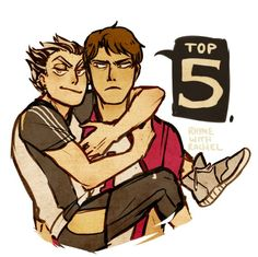 Headcanon haikyuu