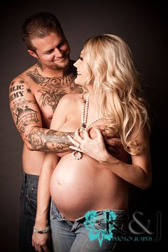 hope the baby has tattoos