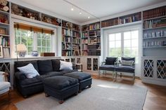 Swedish book room