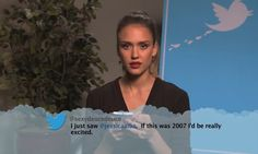 Part 4 of Celebrities Reading Mean-Spirited Tweets About Themselves
