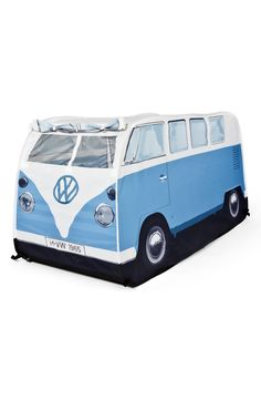The Monster Factory VW Camper Van Waterproof Play Tent available at #Nordstrom