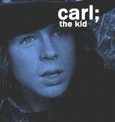 Carl Grimes | The Kid | The Walking Dead (AMC)