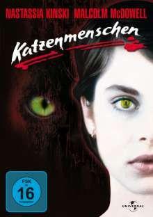 Katzenmenschen (1981), DVD
