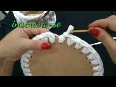 Crochet Basket Pattern, Crochet Patterns, Drawstring Bag Tutorials, French Nail Designs, Crochet Bookmarks, Tapestry Crochet, Embroidery Jewelry, Crochet Videos, Easy Crochet