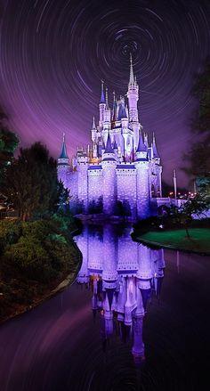 Tallest Spire of Cinderellas Castle