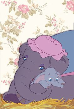 Dumbo my favorite childhood movie