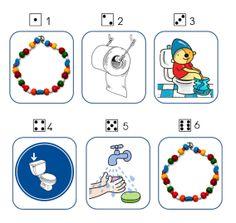 Zelfredzaamheidsschema toiletbezoek Pompom School Classroom, Classroom Management, Kindergarten, Preschool, Kids Rugs, Teaching, Education, Google, Pom Poms