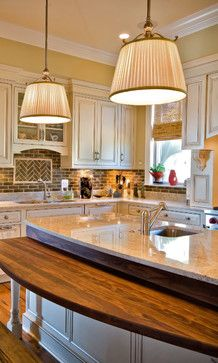 Kitchen Photos Dark Brown Cabinets + Subway Tile Backsplash Design, Pictures, Remodel, Decor and Ideas - page 13