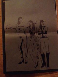 Modepoppetjes