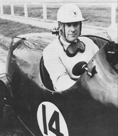 Doug Whiteford, Australian racing driver; (1935-1975); won the Australian Formula One Grand Prix three times in four years; contested the Australian GP (1948-1964)