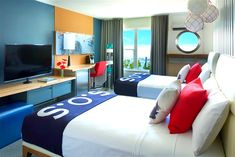 Hotel Zephyr - cool and unusual hotels in San Francisco, California, USA