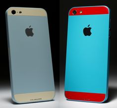 Which ColorWare custom #iPhone5 do you like better?