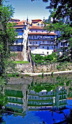 Viver em reflexo...  Amarante  Porto  Portugal