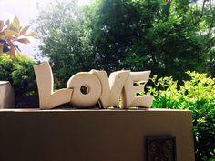 Love Hebel sculpture