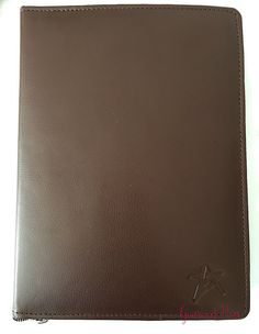 Review Constellations88 12 Pen Folder - Brown (1)