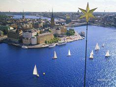 Stockholm öarnas stad