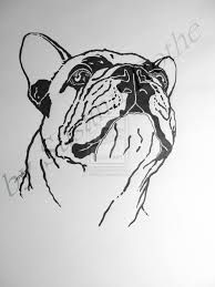 zentangle french bulldog - Google zoeken