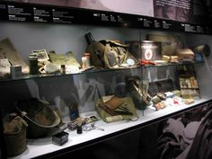 WWII Museum in Caen, France. My brother and I visited in honor of our grandfather who fought