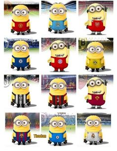 Football Minion