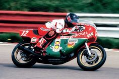 1978 Mike Hailwood Ducati