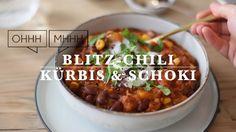 Blitz-Winter-Chili - Ein Mahl etwas Gutes von Kolumnistin Lynn Hoefer