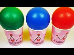 Balls Colors Surprise Eggs Learn Colors Toys Fun For Kidлs - YouTube