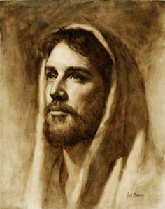 Jesus Of Nazareth Sketch Image