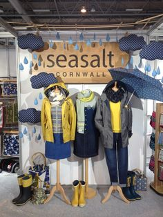 Moda trade show, Birmingham. February 2014. By Tara from Seasalt's window team.