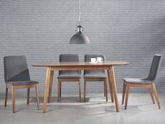 Eleganter Stuhl im dezenten Design - für Sitzkomfort im Speisezimmer