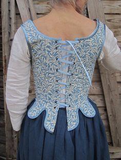 18th Century stays/corset