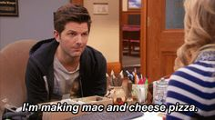 """He has the same love of terribly amazing foods. 