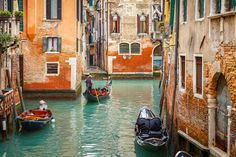 (sborisov via Getty Images) The Most Beautiful Places In Italy - As Voted By You: Venice, Veneto - Umer Khan (Venice supplies endless hours of discovery and enjoyment, whether visitors come to sip bellinis at Harry's Bar, laze on the quiet garden terraces of the Hotel Cipriani, or just to explore the quiet Carnareggio and stop for lunch locally at Trattoria Misericordia.)