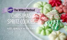 Learn how to make dozens of Christmas cookies the fast and easy way.