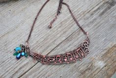 Nobody's Perfect Necklace by twistedjewelry.deviantart.com on @deviantART