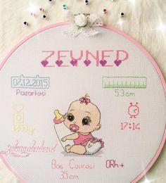 Merhaba instacanlardoğum panosunun bitmiş halini merak edenlere gelsin sizde bebişlerin odasına sevdiklerinize hediye vermek isterseniz NUR ETAMİN HATTI HİZMETİNİZDE hayırlı geceler 05368196305 ☎️ #etamin#etamindoğumpanosu#kanaviçe#crossstitch#baby#bebek#bebekodası#dekorasyon#babyshower#kişiyeözel#pembe#kasnak#