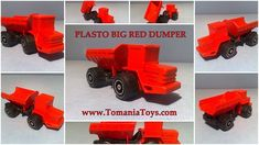 PLASTO Finland - www.tomaniatoys.com Finland, Toys, Red, How To Make, Activity Toys, Clearance Toys, Gaming, Games, Toy
