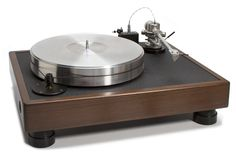 VPI CLassic 1 Turntable - vintage looks and modern technology make for a good time.  USD 2,800.  This is their best selling model.