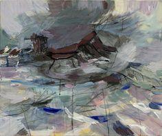 OT/ by Josias Scharf /       (mixed media on canvas/  60 x 50 cm/   Berlin 2011)