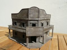 old west buildings - Google Search