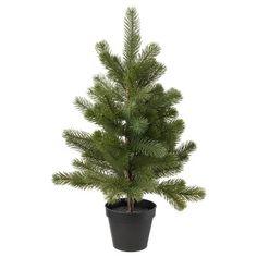FEJKA τεχνητό φυτό σε γλάστρα, Χριστουγεννιάτικο δέντρο - IKEA