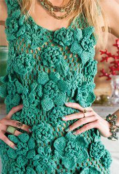 Outstanding Crochet: Hands on new issue of VogueKnitting Crochet.