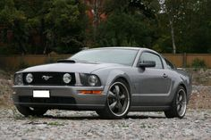 1 sweet ride ,Ford Mustang GT 2007